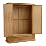 Georgian Oak Bedroom Set 1001.052.11