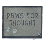Paws for Thought Doormat 1027.022_euctagvi