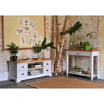 New England Light Grey TV Unit - up to 56 1036.005.8