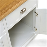 New England Light Grey Small Sideboard 1036.007.3