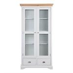 New England Light Grey 2 Door Display Unit 1036.047_yfaudxne