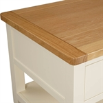 Somerset Painted Coffee Table With Drawers 1040.005_9zzav22h