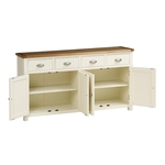 Somerset Painted Extra Large Sideboard 1040.011_bdtws65c