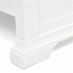 Venice White 3ft Single Bed 1041.014_o43bw4oh