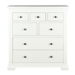 Venice White 7 Drawer Chest 1041.019_c6vnuh03