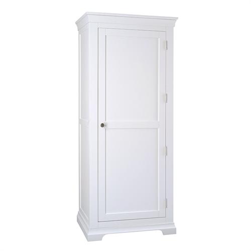 Venice White Single Wardrobe