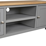 Stanton Grey Widescreen TV Unit - Up to 60 1042.011_2s7yo9uu