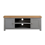 Stanton Grey Widescreen TV Unit - Up to 60 1042.011_ysupzajf