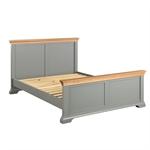 Sandringham Grey 5ft Kingsized Bed 1043.013_yitskpbc