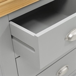 Sandringham Grey Double Wardrobe Bedroom Set 1043.016_ia3c30ce