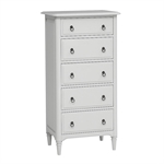 Stratford Grey 5 Drawer Tallboy 1046.007_2tos5lr5