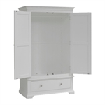 Amberley Grey Painted Gents Wardrobe 1047.001_wnxda59e