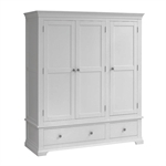 Amberley Grey Painted Triple Wardrobe 1047.002_sp0t0t0n