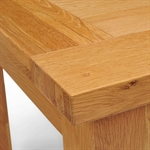 Edinburgh Oak 125-165cm Ext. Table with 4 Grey Chairs 1050.021_ywlbnq0m
