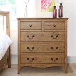 Bella Oak Double Wardrobe Bedroom Set 1051.018_n8qd1a0k