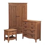 Bella Oak Double Wardrobe Bedroom Set 1051.018_rbxr2yo7