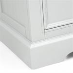 Capella Painted Marble Top Larder 1052.008_k566l4t3
