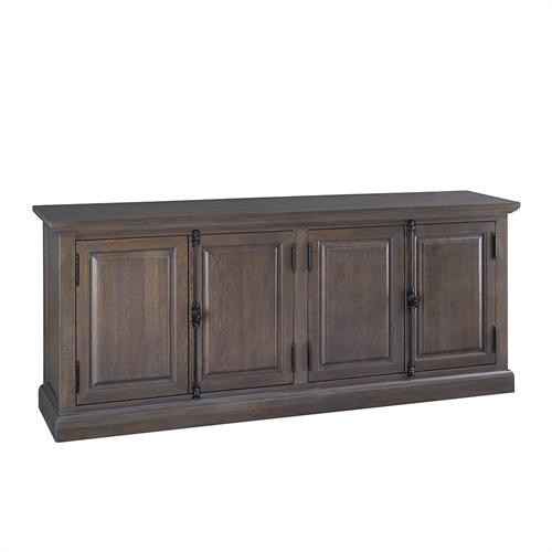Broadwell Weathered Oak Extra Large Sideboard