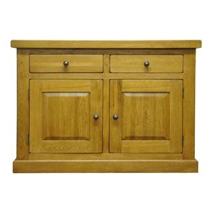 Harrogate Oak Small 2 Door Sideboard
