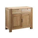 Chedworth Contemporary Oak Small Sideboard 152.006_r4mw4w7z