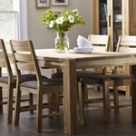 Chedworth Contemporary Oak 140-180cm Ext. Table with 4 Chairs 152.018_oj1plg0k