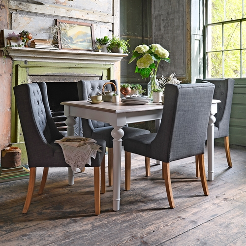 Dover Painted 125-170cm Extending Table