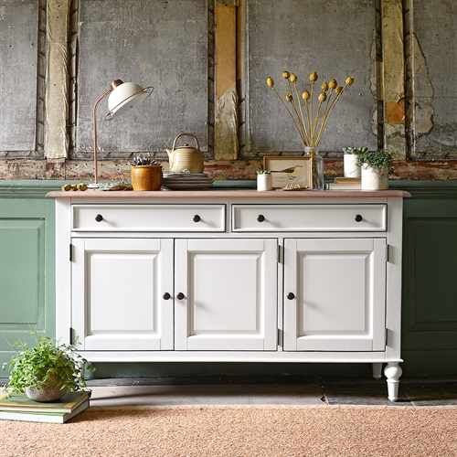 Dover Painted Large Sideboard