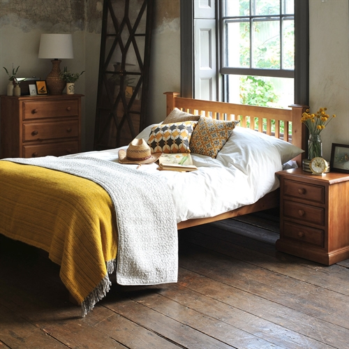 Cheshire Pine 4ft 6 Double Bed