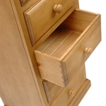 Cheshire Pine 5 Drawer Tall Boy 240.007.5