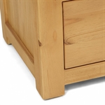 Oxbury Pine Slim Jim 5 Drawer Chest 241.007_ulkihnll