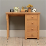 Oxbury Pine Dressing Table and Stool Set 241.016_f4lhj7fw
