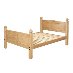 Corona Mexican Pine 5ft Kingsize Bed