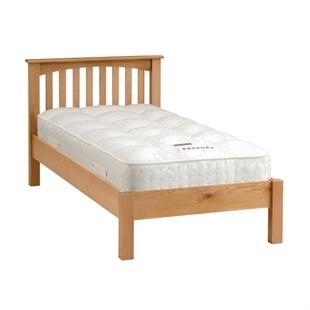Dalton Oak 3ft Single Bed