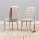 Hampstead Stone Grey Fabric Button Back Chair 390.055_1q4u9svs