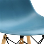 Set of 6 Eames Inspired Chairs - Blue 391.011_qq5tlpjd