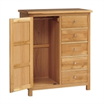 Quercus Oak Combination Wardrobe 508.011_y8qsgrcw