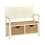 Pacific Painted Monks Bench with Baskets 583.024_gx6lh0mj