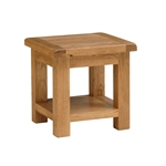 Salisbury Oak End Table 596.024.2