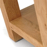 Salisbury Oak End Table 596.024.4