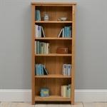 Salisbury Petite Oak Bookcase 596.073_ej5jmxlh