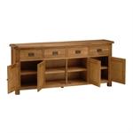 Salisbury Oak Extra Large Sideboard 596.216.5