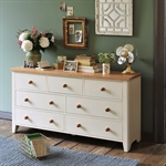 Camden Painted Wide Chest 606.009.1