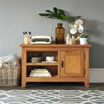 Rustic Oak TV Unit - up to 45 608.022_xznnwouy