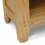 Rustic Oak Hallway Set with Bench 608.064_vixka6vt