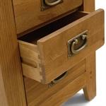 Rustic Oak Large Triple Wardrobe Bedroom Set 608.069_fo0w3gdz