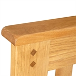 Rustic Oak 46 Head Board 608.076_shncxkel