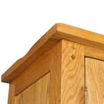 Rustic Oak Larder Dresser Top 608.102_pz83pj44