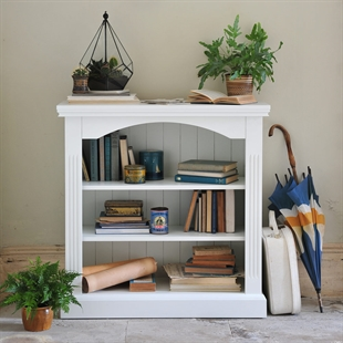 Provence Painted Bookcase 3ft x 3ft