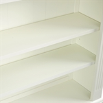Provence Painted Wide Bookcase 609.037_gtwjlsmv