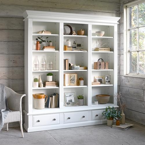Provence Grand Bookcase